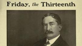Thomas W. Lawson, el multimillonario que reveló los pecados de Wall Street, murió en la pobreza y popularizó el temor al viernes 13