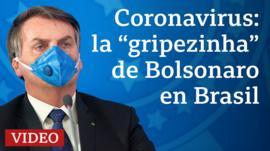 Las frases más polémicas de Bolsonaro sobre el coronavirus en Brasil, el país más golpeado por la pandemia en América Latina