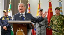 El controversial bombardeo en que el Ejército de Colombia mató a al menos 7 menores y que le costó el cargo al ministro de Defensa