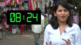 The BBC's Yogita Limaye