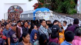 El brutal castigo maya con el que una ciudad de Guatemala previene los homicidios en la región con más asesinatos del mundo