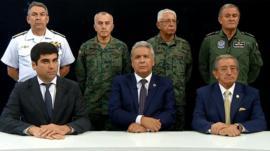 Por qué Lenín Moreno movió la sede del gobierno de Ecuador a Guayaquil y qué consecuencias puede desencadenar