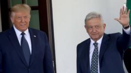 La ambigua relación entre AMLO y Trump y qué dice de ellos su primer encuentro en la Casa Blanca
