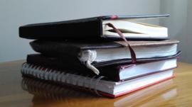 Por qué llevo 9 años registrando mi día a día (y ya casi tengo 300 cuadernos)
