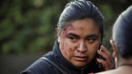 3 muertos en un inédito atentado fallido con armas largas en plena Ciudad de México contra su jefe de policía
