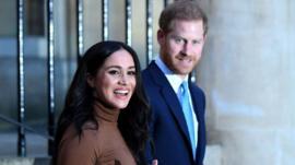 Las dudas y contradicciones que deja el anuncio de Meghan y Harry
