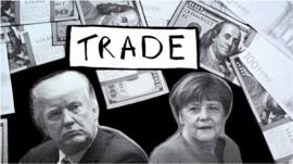 Both countries are both economic powerhouses - but when it comes to trade the relationship is one-sided.