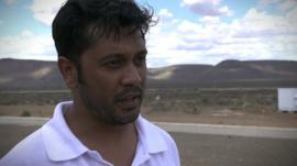 Dr Nadeem Oozeer/ SKA scientist