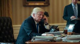 ¿Quién escucha las conversaciones telefónicas del presidente de EE.UU.?