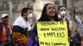 Cómo afecta la cuarentena de las fábricas de México a la economía de EE.UU.