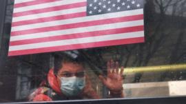 Nueva York registra un nuevo récord de víctimas de coronavirus: 630 muertes en un día