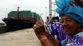 Por qué el Canal de Panamá se está quedando sin agua (y no tiene nada que ver con la crisis del coronavirus)