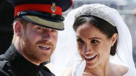El príncipe Harry y Meghan se apartan de sus funciones en la realeza en una decisión que decepciona al palacio de Buckingham