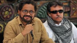 Quiénes son los históricos líderes de las FARC que anunciaron su regreso a la lucha armada en Colombia