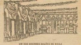 Champanhe, foie-gras e música até o sol raiar: como foi a última festa de arromba da monarquia