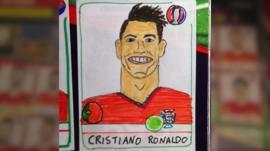 A bad Christiano Ronaldo