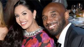 As primeiras declarações de Vanessa, mulher de Kobe Bryant, após morte de astro do basquete e da filha