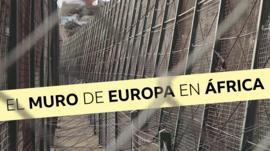 32d47c14389 Cómo es la valla de Melilla, la peligrosa frontera de España en África    Documental BBC Mundo