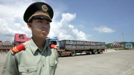 El nuevo frente de batalla de China contra el coronavirus en la frontera con Rusia