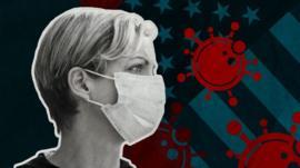 4 gráficos que muestran por qué la pandemia de coronavirus no está controlada en EE.UU.