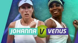 Konta V Williams