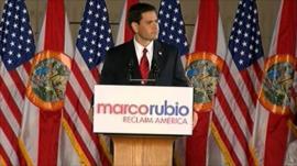 Florida Senator-elect Marco Rubio