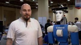 Inventor and domestic robot