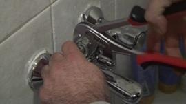 Mending a pipe
