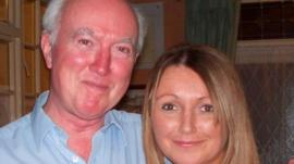 Claudia and Peter Lawrence