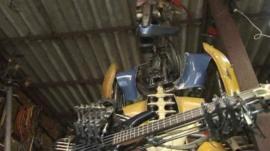 A Freakin Bass Player