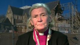 Right Reverend Victoria Matthews