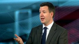 Shadow Treasury Minister Chris Leslie