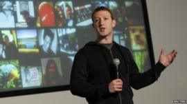 Facebook Chief Executive Mark Zuckerberg
