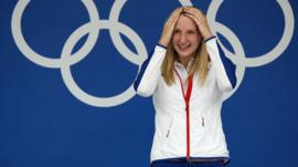 Rebecca Adlington chats to Newsround