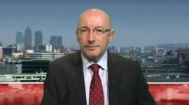 Jim Harra, the director general of business tax at HMRC