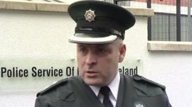 Chief Superintendent Stephen Cargin
