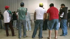 Migrant workers in the US