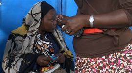 SIM card vendor in Tanzania