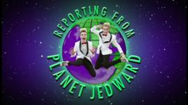 What's going on in the weird and wonderful world of Jedward?