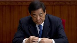 Bo Xilai (file photo)