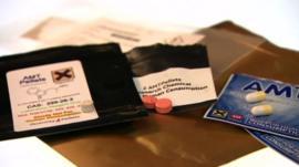 Legal high pills