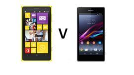 Nokia Lumia and Sony Xperia smartphones
