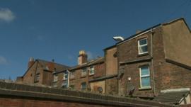 Terrace housing