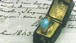 Jane Austen's ring