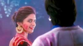 Clip from film Ramleela