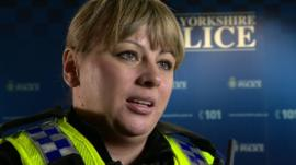 PC Jodie Dunsmore West Yorkshire Police