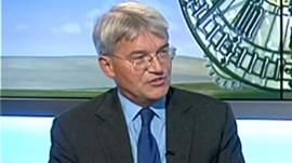 Former Cabinet minister Andrew Mitchell