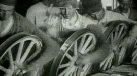 Car assembly line