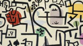 Rich Harbour by Paul Klee, 1938