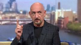 Sir Ben Kingsley on The Andrew Marr Show